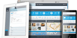 robust monitoring software FLEXISPY